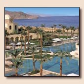 Beach Resorts Sinai