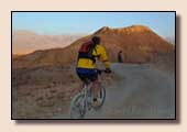 Mountainbiking in Eilat
