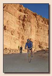 Eilat Mountainbiking