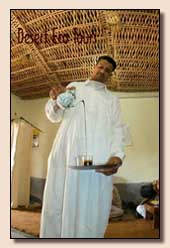 Beduinen in Siwa