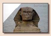 Pyramiden und Sphinx Kairo