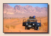 Jeeptour im Red Canyon Elat
