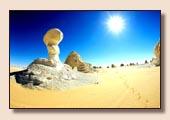 Nubische Wüste Ägypten
