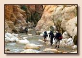 Moab Canyons - Jordanien