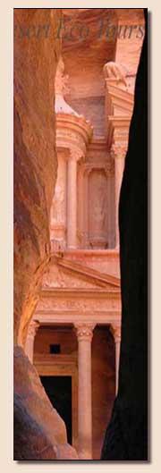 von Eilat nach Petra