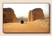 Jeeptour Ägypten